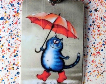Bookmark  Just walking in the rain
