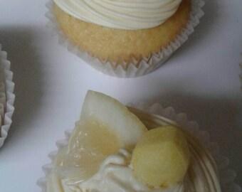 SooSi SooLemonDrop Cupcakes
