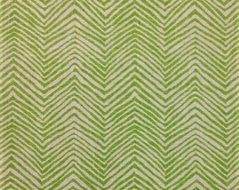 Quadrille Alan Campbell Petite Zig Zag Pillow Cover