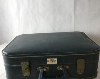 Ex Flight Attendant Suitcase By St Michael