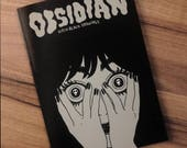 OBSIDIAN - pitch black zine