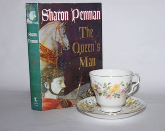 The Queen's Man by Sharon Penman, 1st edition 1996, historical fiction, twelfth century, Richard the Lionheart I