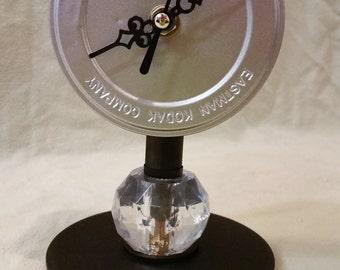 Kodak Film Clock Upcycled
