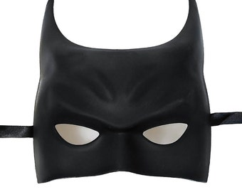 Batman Costume Masquerade Mask - Bestselling Batman Mask - Masquerade Mask For Costume Events - Batman Superhero Mask Party