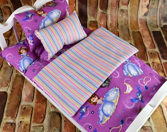 Sofia The First Throw And Pillow Set : Sofia first blanket Etsy