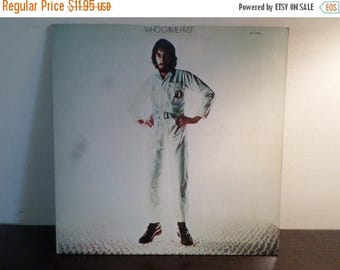 Save 30% Today Vintage 1972 Vinyl LP Record Who Came First Pete Townshend The Who Excellent Condition w/Original Poster8238