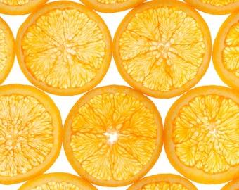 Orange Photograph Oversized Art, Food Photography, Citrus Fruit Print, Fruit Photograph, Home Decor, Kitchen Print, Dining Room, Food Art