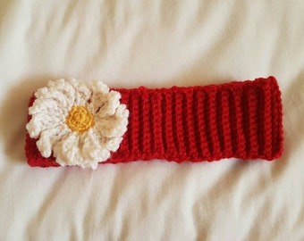 Girls Crocheted Headbands