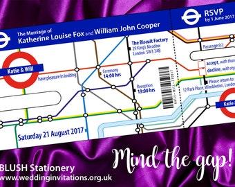 London Tube Ticket