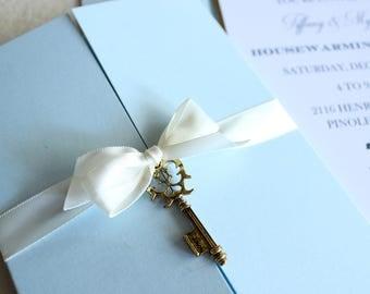 Tiffany & Co. Theme Party Invitations