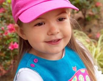 Children's Ball Caps / Children's Personalized Ball Caps / Children's Hats