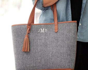 Monogrammed Townsend Collection WB (3) Piece Travel Set