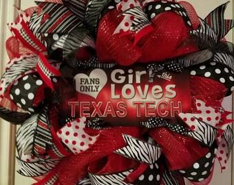 This Girl Loves Texas Tech