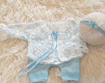 REDUCED Jade kimono set
