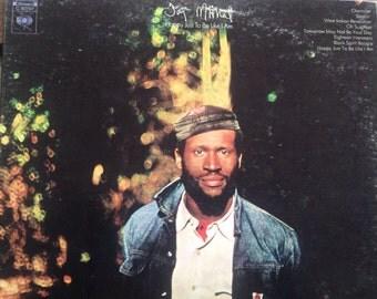 Taj Mahal - Happy Just To Be Like I Am - vinyl record