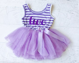 Second Birthday Outfit Girl, Girls Second Birthday Outfit, Second Birthday Outfit, Purple Second Birthday Outfit, Girl 2nd Birthday Outfit
