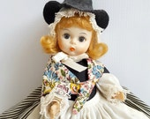 Vintage Madame Alexander Doll, Friends From Foreign Lands Series - Great Britain