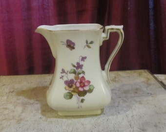 Lefton Pitcher with Handle