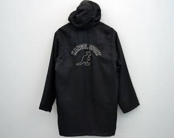 Kangol Jacket Vintage Kangol Hooded Windbreaker Mens Size S/M