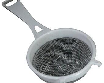 """Ultrasonic Basket 2-1/2"""" Mesh with Plastic Handle (CL5701)"""