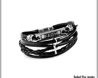 Depeche Mode FAITH Bracelet
