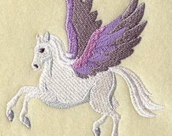 PAIR hand towels - Pegasus -  15 x 25 inch for kitchen / bathroom MORE COLORS