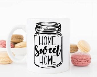 Home Sweet Home Mug ***Dishwasher Safe***