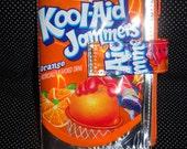 Juice Pouch Book Wallet