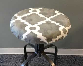 Bar Stool Cover Etsy