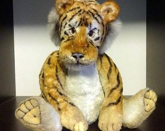 tiger By Anna Rudenko ooak teddy