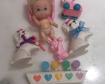 Quints Doll and Doggies Lot