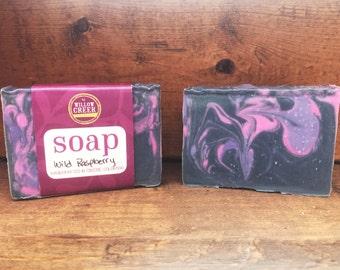 Wild Raspberry Soap