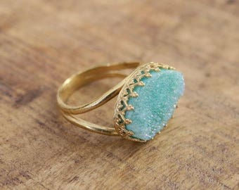 Gemstone Ring, Womens Rings, Gold Ring, Unique Rings, Fashion Jewelry, Beautiful Jewelry, Vintage Jewelry, Gifts For Mom, Classic Jewelry