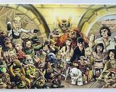 Labyrinth meets Dark Crystal meets Princess Bride!
