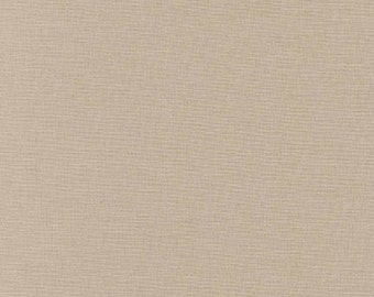 Kona Cotton in Parchment - Robert Kaufman (K001-413)