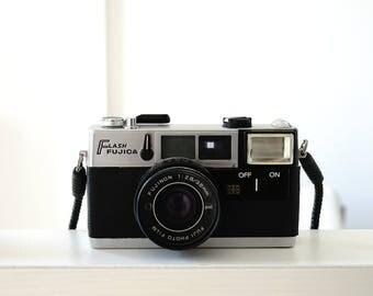 Fujica Flash - compact street photography camera