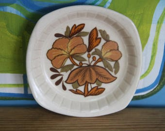 Vintage 1950s Palissy Royal Worcester  Trinket dish/Jam Dish  Original Box - Made in England