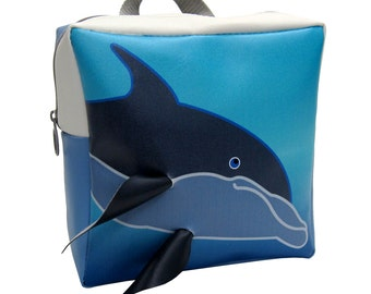 Little Packrats DOLPHIN Backpack