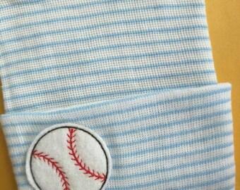 Newborn Hospital Hat.  Newborn Hospital Beanie.  Baby Newborn Hats.  Newborn Baby Hats.  Newborn Beanies.  Baseball