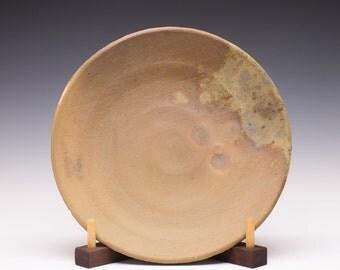 Wood Fired Mid-Range Stoneware Dinner Plate, 0532003