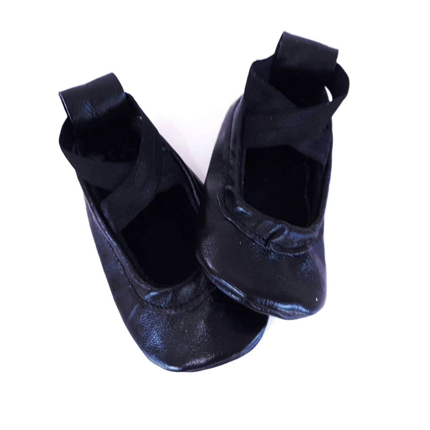 ballet shoes black ballet flats baby shoes toddler