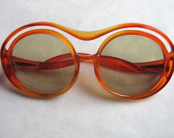 Christian Dior vintage sunglasses Miss Dior made in the 70's.