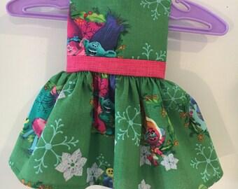 Wellie Wisher troll dress