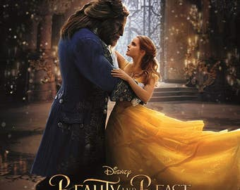 Beauty And The Beast mini poster