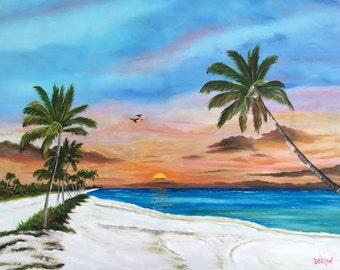A Key West Beach