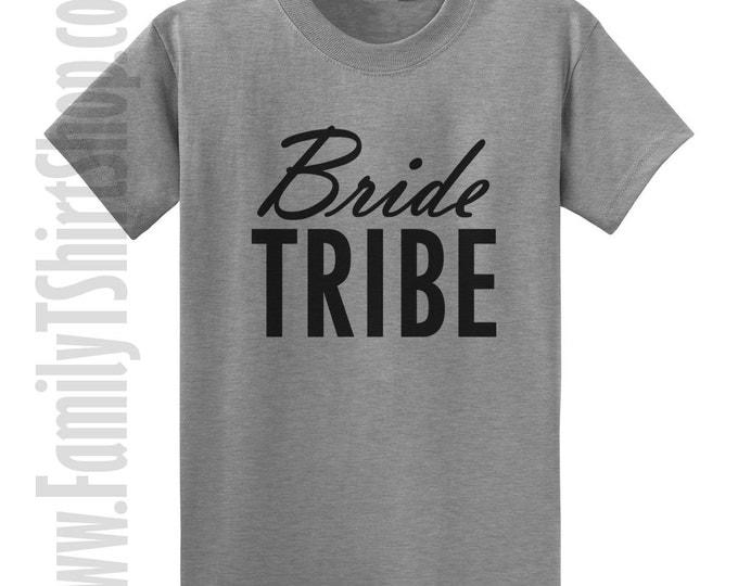 Bride Tribe 2 T-shirt
