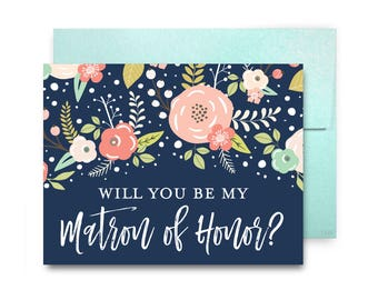 Will You Be My Bridesmaid Card, Bridesmaid Cards, Ask Bridesmaid, Bridesmaid Gift, Maid of Honor, Wedding Card, Bridesmaid Proposal #CL324