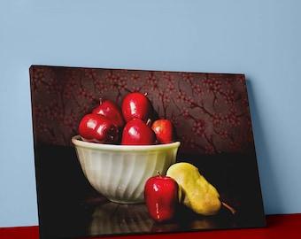 Fruitfull  | Mirror Wrap Professional Canvas