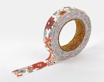 Tasha tudor : Garden | DailyLike Fabric Tape (DFTS18)