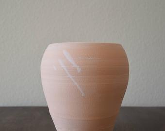 Handmade Light Desert Tan Large Pot Planter